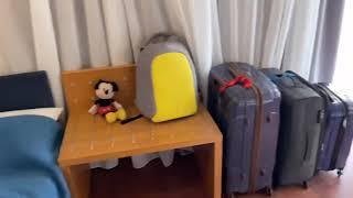 Отель Xenios Anastasia resort SPA Обзор номера Room tour