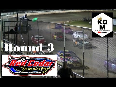 Compact Car Racing Round 3 Red Cedar Hornets 6-8-18