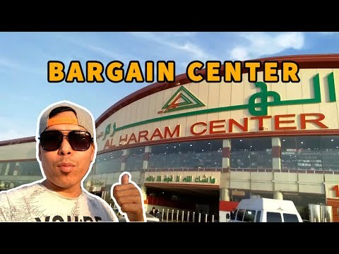 BARGAIN CENTER RIYADH SAUDI ARABIA (AL HARAM CENTER)