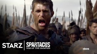 Spartacus: War of the Damned | Episode 10 Preview | STARZ