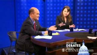 O'Donnell, Coons Square Off on Health Care