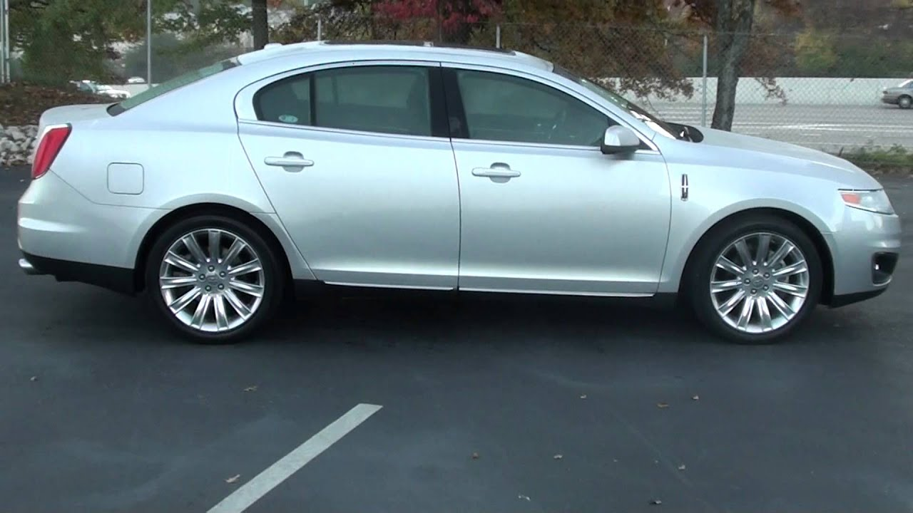 for sale 2010 lincoln mks 1 owner stk 110052a youtube. Black Bedroom Furniture Sets. Home Design Ideas