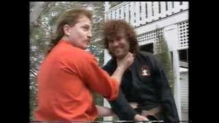 "Jimmy Barnes_Zen Do Kai_Martial Arts Instructor_""Crazy"" Noel Watson"