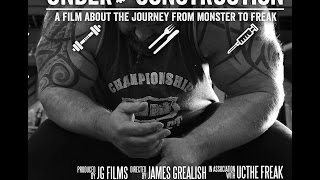 Review Of Under Construction: A Film About The Journey From Monster To Freak