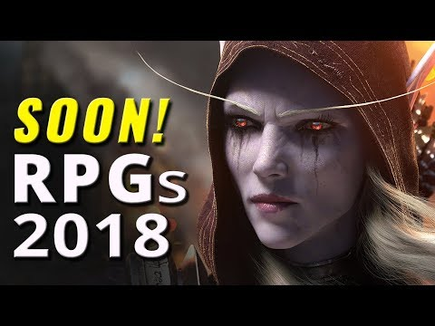 40 Upcoming Roleplaying Games of 2018