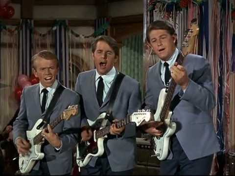 The Beach Boys & Annette Funicello - The Monkey's Uncle