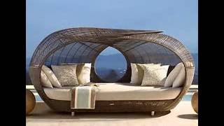 Patio Daybed Design Ideas