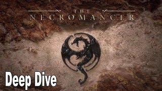 The Elder Scrolls Online: Elsweyr - Necromancer Deep Dive Trailer [HD 1080P]