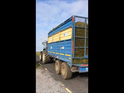 Mulvihill`s Silage 2018 Co.Kerry