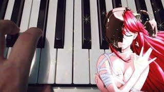 Lilium / Elfen Lied / Piano Tutorial / Cover / Notas Musicales