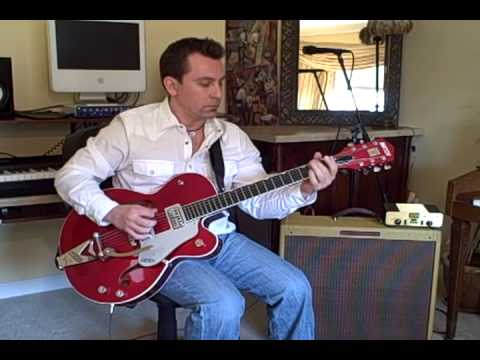 Rockabilly on a Gretsch Hot Rod by Billy Penn 300guitars.com