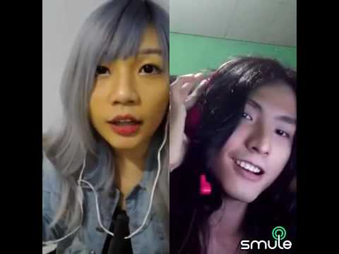 ICHI 1st and L Lisel (Judy and Mary - Sobakasu on Smule Karaoke)