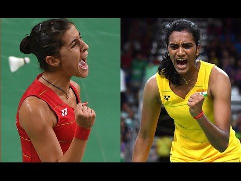 Complete match P.V. Sindhu - Carolina Marin. Dubai 2016
