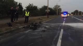 ДТП у Рівному: мотоцикліст не вижив