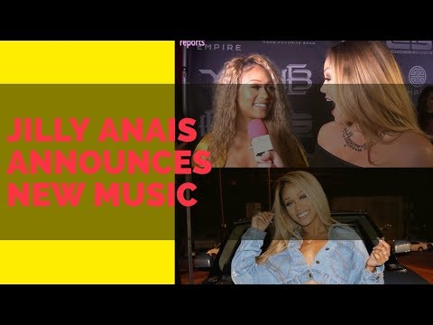 Instafamous Singer Jilly Anais: First Red Carpet Interview Ever!