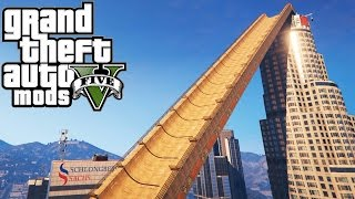 Let's Mod GTA V #7 - Rampen  [Ramp Mods]