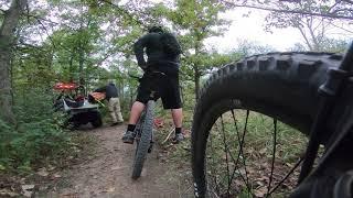 Rider Down East Rim P1