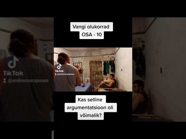 Vangla lood - Olukord 10