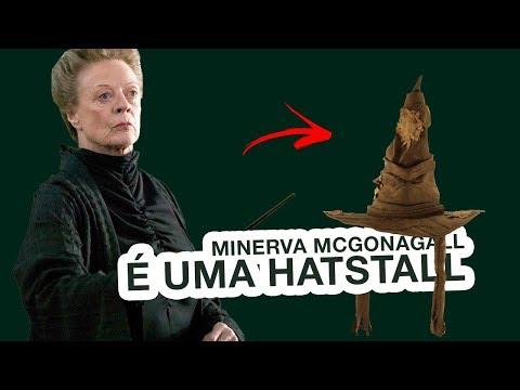 História De Minerva Mcgonagall Personagens Harry Potter