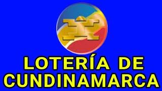 Resultados Lotería de CUNDINAMARCA 15 de Junio de 2021