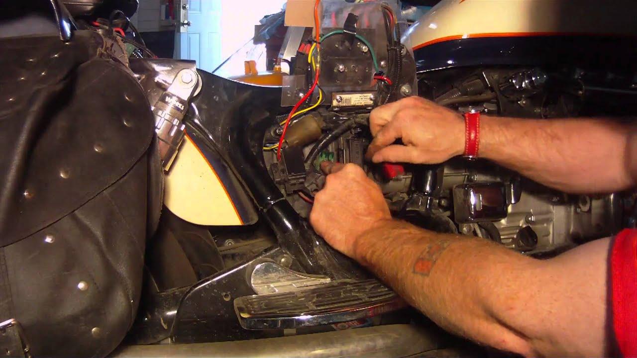 Starter Fuse Relay Honda Valkyrie