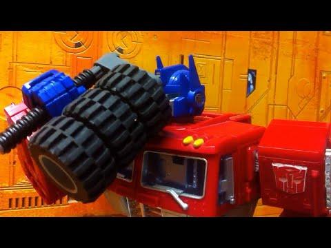 Optimus Prime Mornings