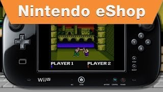 Nintendo eShop - Double Dragon on the Wii U and Nintendo 3DS Virtual Consoles