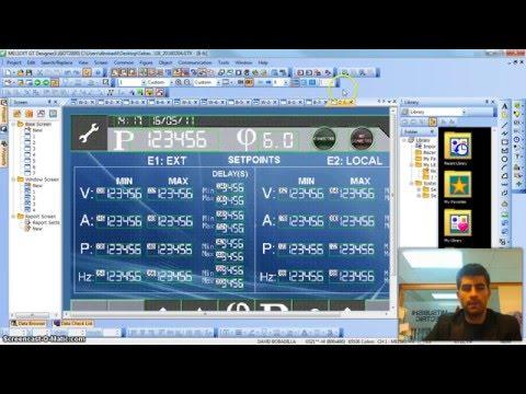 Hmi mitsubishi plc manual download