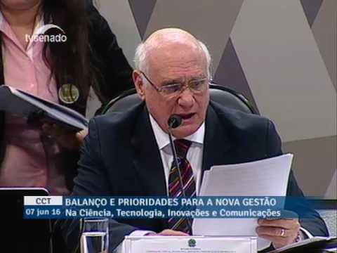 CCT - Ministro Gilberto Kassab - 07/06/2016