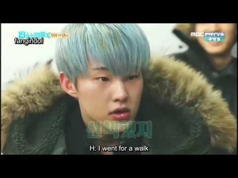 Download [ENG SUB] Seventeen One Fine Day EP 5 Part 1/4