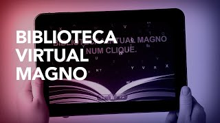 Biblioteca Virtual Magno - Chris Gribel e Orlando Pedroso