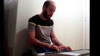 M3ak Alby - Amr Diab (Piano cover) by Galal Karim