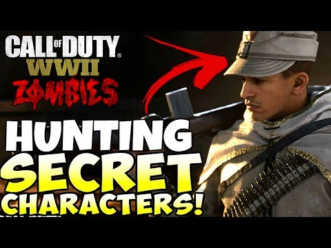 "HUNTING ""The Slayer Of Casablanca"" Secret Character ""The Darkest Shore"" 