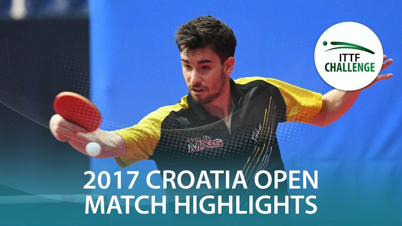 2017 Croatia Open Highlights Gionis Panagiotis Vs Tristan Flore 011a1a1ceilingfantt11jpg Final