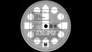 Alcatraz - Giv  Me  Luv -  Alcatraz  Remix.      1996.      (HD).