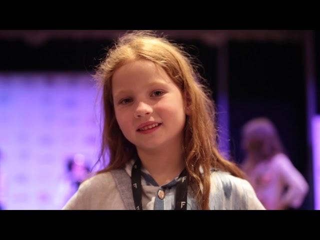 Diaries - 2 Future Fashion Faces World Kids - 2019 - Antalya/ Turkey