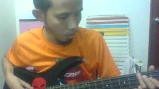 Gugurnya Bunga Cinta (bass)
