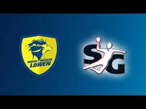 Rhein Neckar-Löwen vs SG Flensburg-Handewitt  DHB-Pokal 2015