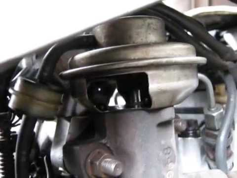 как отключить клапан егр на мерседес 611двигатель