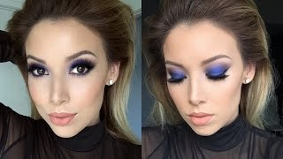 Metallic Blue Eyes | LustreLux