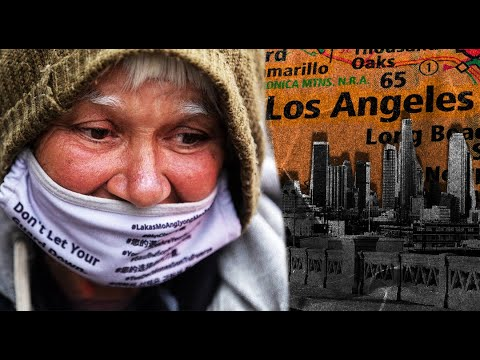 Los Angeles Is Squandering $1.2 Billion While Homeless Face a 'Spiral of Death'