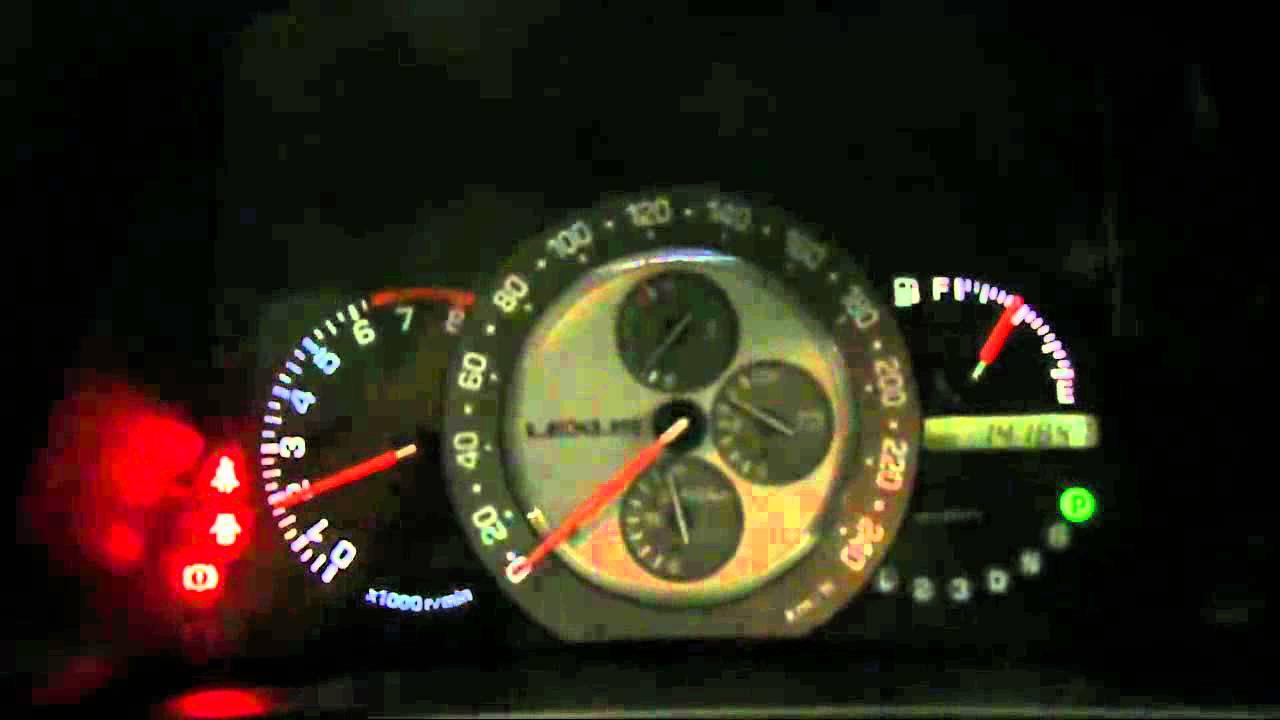 wrecking 2000 lexus is200 is300 2 0 c16497  [ 1280 x 720 Pixel ]