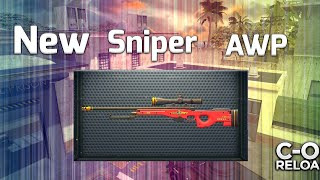 Critical Ops Reloaded | New Sniper AWP