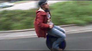Gotway Monster Seat - First Ride
