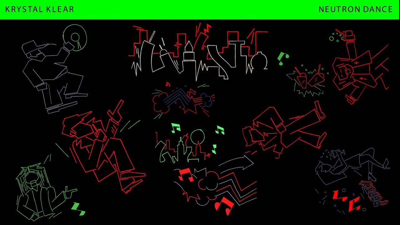 Download Krystal Klear - Neutron Dance