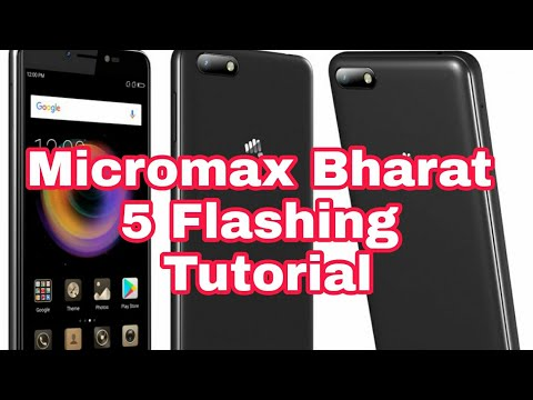 MICROMAX B5 DEAD RECOVER - YouTube