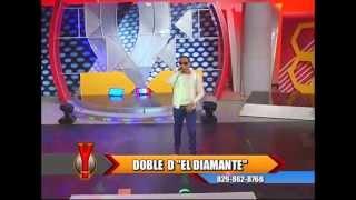 Doble D El Diamante Presentacion en (Yoryi Internacional) 2013 @DobleDelDiamant