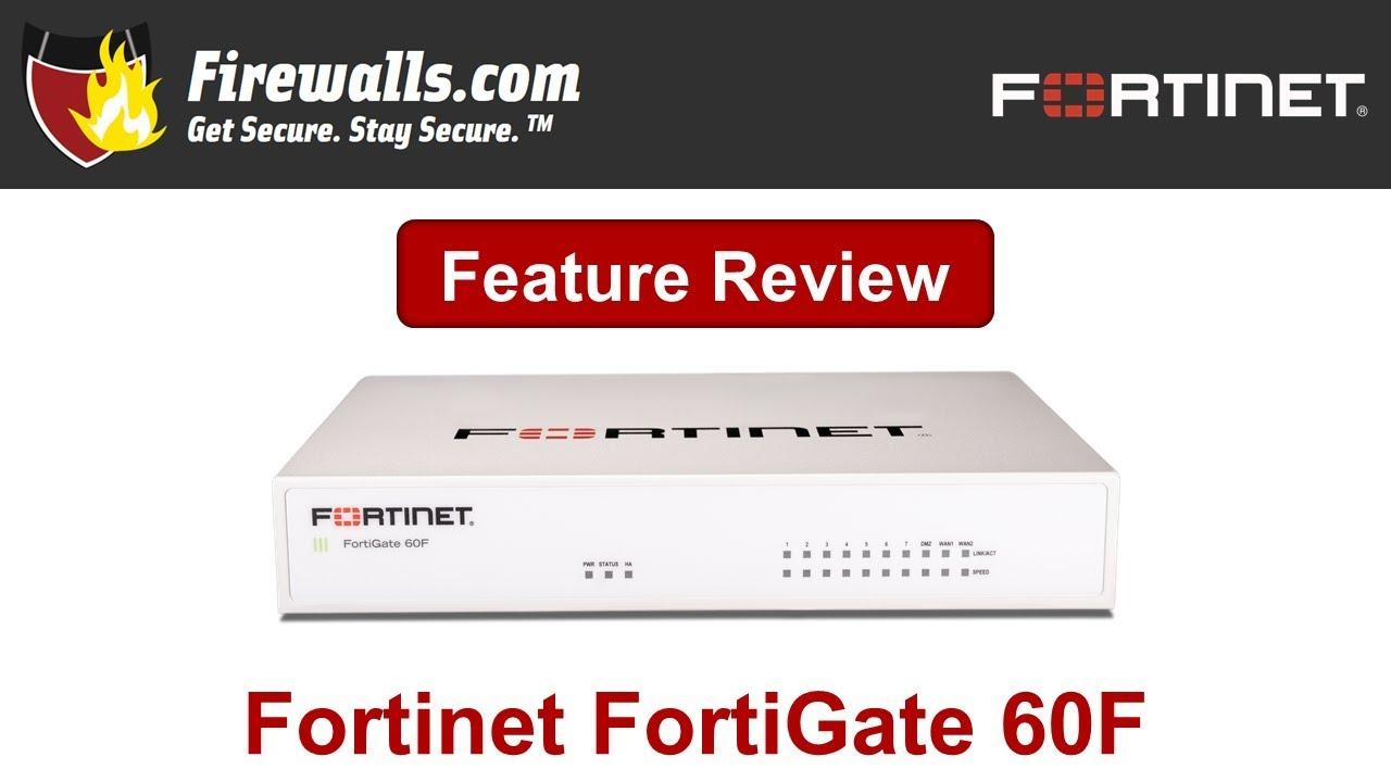 fortigate 60f