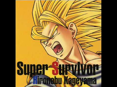 "Hironobu Kageyama ""Super Survivor"" (Single) Track 01.Super Survivor"