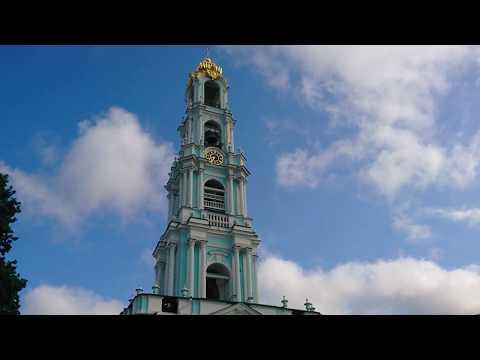 Троице Сергиева лавра - Утро после литургии